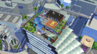 The Sims 4 City Living PC