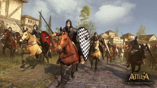 Total War Attila Tyrants & Kings PC