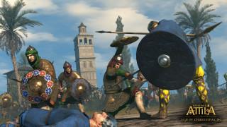 Total War Attila Tyrants & Kings PC