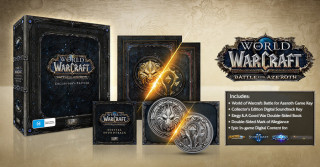 World of Warcraft: Battle for Azeroth Collector's Edition PC