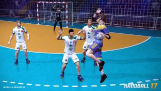 Handball 17 PS3