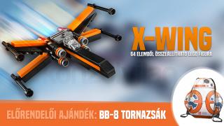 LEGO Star Wars The Force Awakens Limitált X-Wing Kiadás PS3