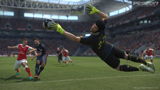 Pro Evolution Soccer 2017 (PES 17) PS3