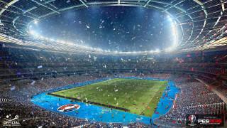 UEFA Euro 2016 Pro Evolution Soccer PS3