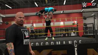 WWE 2K17 PS3