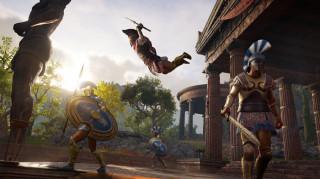 Assassin's Creed Odyssey Omega Edition + törölköző PS4