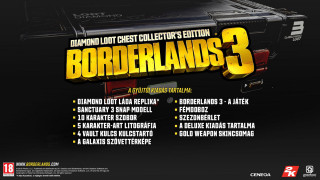 Borderlands 3: Diamond Loot Chest Collector's Edition PS4