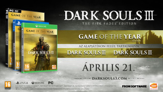 Dark Souls III: The Fire Fades Edition (GOTY) PS4
