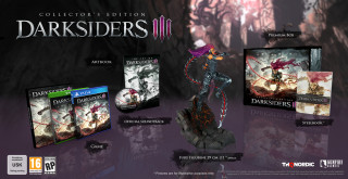 Darksiders III (3) Collector's Edition PS4