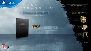Death Stranding Special Edition PS4