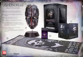 Dishonored 2 Collector's Edition PS4