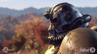 Fallout 76 Power Armor Edition (Collector's Edition) PS4