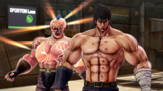Fist of the North Star: Lost Paradise PS4