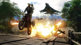 Just Cause 4 PS4