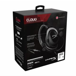 Kingston HyperX Cloud Gaming Headset (Silver) HX-HSCL-SR/NA Több platform