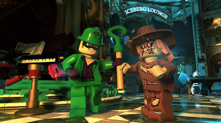 LEGO DC Super-Villains Deluxe Edition PS4