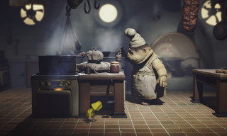 Little Nightmares Six Edition PS4