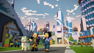 Minecraft Story Mode Season Two PS4