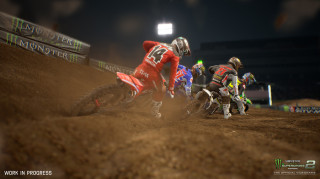 Monster Energy Supercross – The Official Videogame 2 PS4