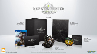 Monster Hunter: World Collector's Edition PS4