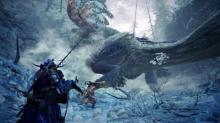 Monster Hunter World Iceborne Master Edition PS4