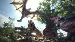 Monster Hunter: World PS4