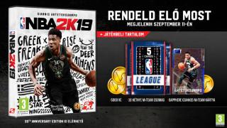 NBA 2K19 Steelbook Edition PS4