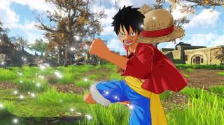 One Piece: World Seeker PS4