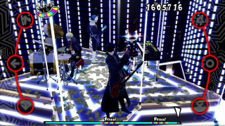 Persona 5 Dancing in Starlight PS4