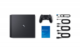 PlayStation 4 Pro 1TB + The Last of Us Part II + FIFA 20 + PS4 Dualshock4 kontroller PS4