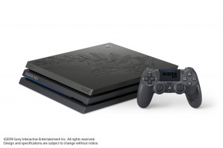 PlayStation 4 Pro 1TB + The Last of Us Part II Limited Edition PS4