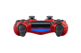 PlayStation 4 (PS4) Dualshock 4 kontroller (Red Camouflage) PS4