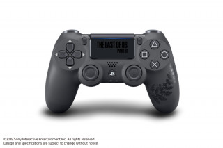 Playstation 4 (PS4) Dualshock 4 kontroller (The Last of Us Part II Limited Edition) PS4