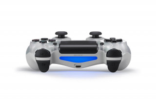 PlayStation 4 (PS4) Dualshock 4 Kontroller (Crystal) (2017) PS4