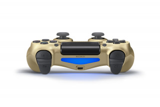 PlayStation 4 (PS4) Dualshock 4 Kontroller (Arany) (2017) PS4