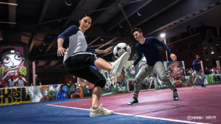 PlayStation 4 (PS4) Slim 1TB + FIFA 20 + két Dualshock 4 kontroller PS4