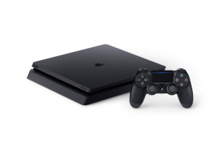 PlayStation 4 (PS4) Slim 500GB + Assassin's Creed Odyssey + Just Dance 2019 PS4