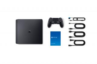 PlayStation 4 (PS4) Slim 500GB + FIFA 21 + második DualShock 4 kontroller PS4