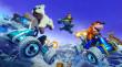 PlayStation4 (PS4) Slim 1TB + Crash Team Racing + két Dualshock 4 kontroller thumbnail