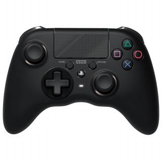 PS4 Hori Onyx Vezeték nélküli Kontroller (Fekete) PS4