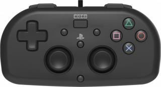 PS4 HoriPad Mini Vezetékes Kontroller (Fekete) PS4