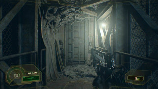 Resident Evil VII (7) Gold Edition PS4