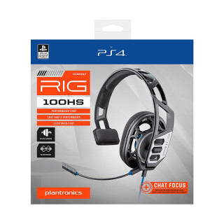 Nacon Rig 100 HS PS4 Gaming Headset PS4