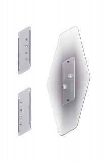 Sony PlayStation 4 (PS4) Vertical Stand (Állvány) Slim és Pro gépekhez PS4