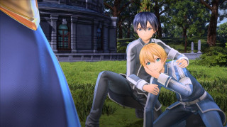 Sword Art Online Alicization Lycoris PS4