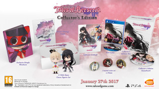 Tales of Berseria Collector's Edition PS4