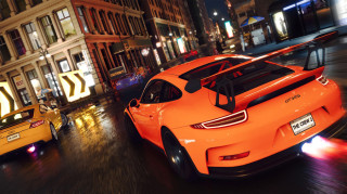 The Crew 2 Gold Edition PS4