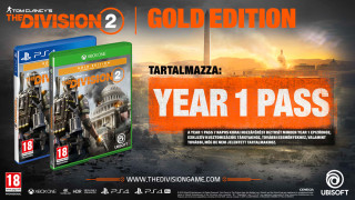 Tom Clancy's The Division 2: Preorder Edition PS4