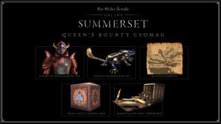 The Elder Scrolls Online: Summerset PS4