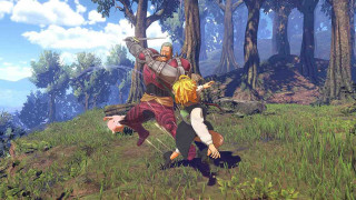 The Seven Deadly Sins: Knights of Britannia Collector's Edition PS4